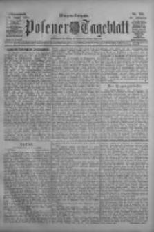 Posener Tageblatt 1909.08.21 Jg.48 Nr389