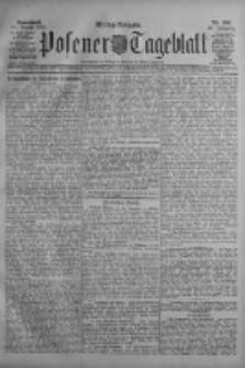 Posener Tageblatt 1909.08.21 Jg.48 Nr390