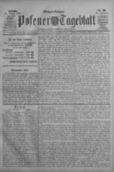 Posener Tageblatt 1909.08.22 Jg.48 Nr391