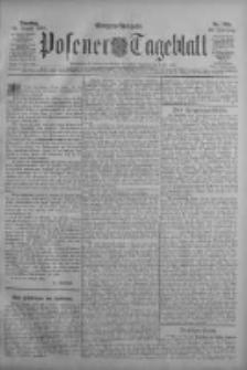Posener Tageblatt 1909.08.24 Jg.48 Nr393