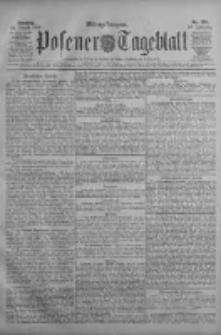 Posener Tageblatt 1909.08.24 Jg.48 Nr394