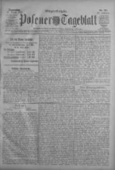 Posener Tageblatt 1909.08.26 Jg.48 Nr397