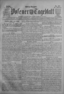 Posener Tageblatt 1909.08.27 Jg.48 Nr400