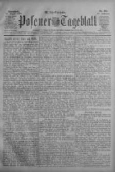 Posener Tageblatt 1909.08.28 Jg.48 Nr402