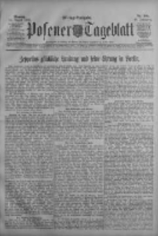 Posener Tageblatt 1909.08.30 Jg.48 Nr404