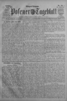 Posener Tageblatt 1909.08.31 Jg.48 Nr405