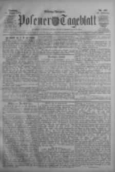 Posener Tageblatt 1909.08.31 Jg.48 Nr406
