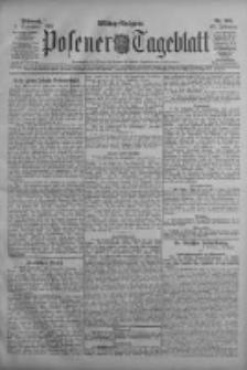 Posener Tageblatt 1909.09.01 Jg.48 Nr408
