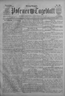 Posener Tageblatt 1909.09.02 Jg.48 Nr410