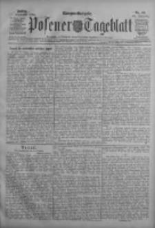 Posener Tageblatt 1909.09.03 Jg.48 Nr411