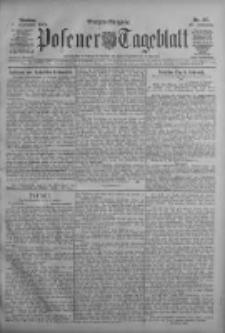 Posener Tageblatt 1909.09.07 Jg.48 Nr417