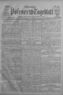 Posener Tageblatt 1909.09.08 Jg.48 Nr420