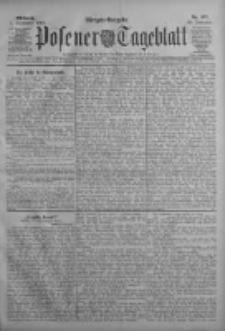 Posener Tageblatt 1909.09.01 Jg.48 Nr407