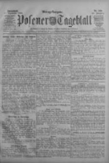 Posener Tageblatt 1909.09.11 Jg.48 Nr426