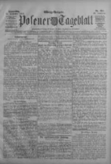 Posener Tageblatt 1909.09.16 Jg.48 Nr434