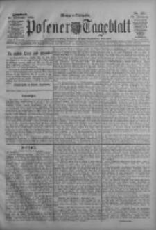 Posener Tageblatt 1909.09.18 Jg.48 Nr437