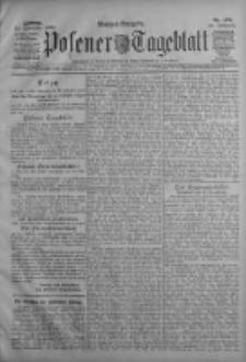 Posener Tageblatt 1909.09.19 Jg.48 Nr439