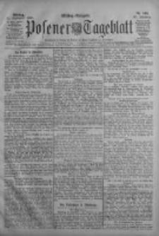 Posener Tageblatt 1909.09.20 Jg.48 Nr440