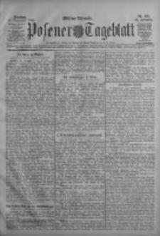 Posener Tageblatt 1909.09.21 Jg.48 Nr442