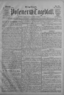 Posener Tageblatt 1909.09.22 Jg.48 Nr444