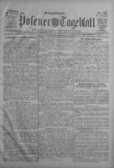 Posener Tageblatt 1909.09.27 Jg.48 Nr452