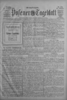 Posener Tageblatt 1909.09.28 Jg.48 Nr454