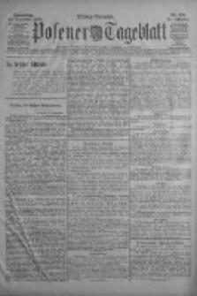 Posener Tageblatt 1909.09.30 Jg.48 Nr458