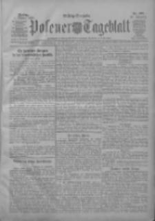 Posener Tageblatt 1909.10.01 Jg.48 Nr460