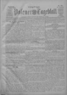 Posener Tageblatt 1909.10.02 Jg.48 Nr462