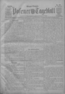 Posener Tageblatt 1909.10.03 Jg.48 Nr463