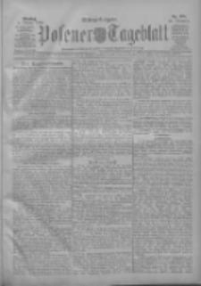Posener Tageblatt 1909.10.04 Jg.48 Nr464