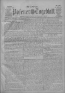 Posener Tageblatt 1909.10.05 Jg.48 Nr466