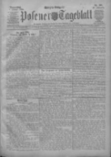 Posener Tageblatt 1909.10.07 Jg.48 Nr469