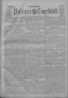 Posener Tageblatt 1909.10.07 Jg.48 Nr470