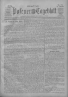 Posener Tageblatt 1909.10.08 Jg.48 Nr472