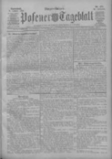 Posener Tageblatt 1909.10.09 Jg.48 Nr473