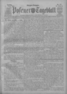 Posener Tageblatt 1909.10.12 Jg.48 Nr477