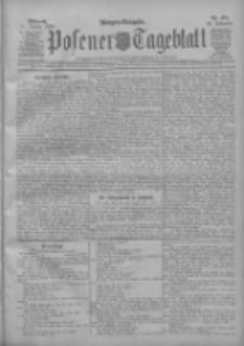 Posener Tageblatt 1909.10.13 Jg.48 Nr479