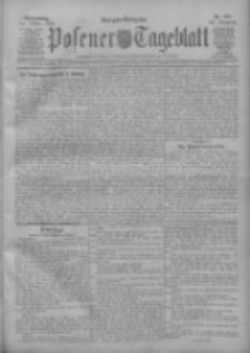 Posener Tageblatt 1909.10.14 Jg.48 Nr481
