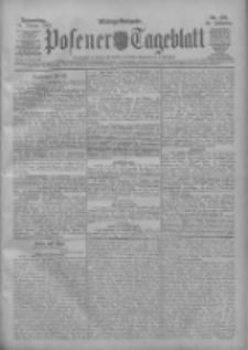 Posener Tageblatt 1909.10.14 Jg.48 Nr482