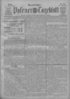 Posener Tageblatt 1909.10.15 Jg.48 Nr483