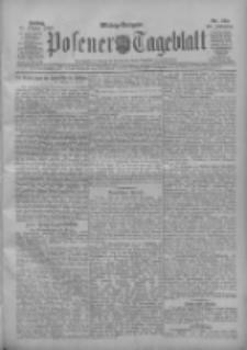 Posener Tageblatt 1909.10.15 Jg.48 Nr484