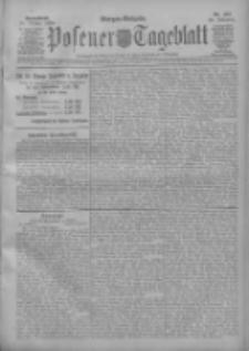 Posener Tageblatt 1909.10.16 Jg.48 Nr485