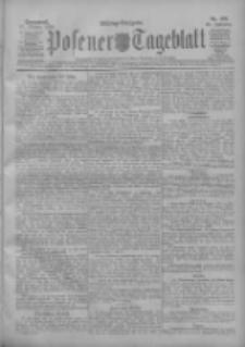 Posener Tageblatt 1909.10.16 Jg.48 Nr486