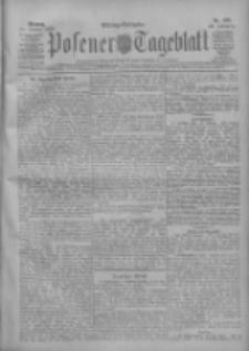 Posener Tageblatt 1909.10.18 Jg.48 Nr488