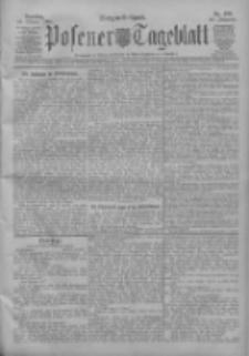 Posener Tageblatt 1909.10.19 Jg.48 Nr489