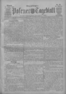 Posener Tageblatt 1909.10.20 Jg.48 Nr491