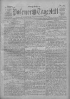 Posener Tageblatt 1909.10.20 Jg.48 Nr492