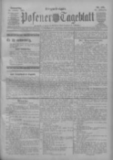 Posener Tageblatt 1909.10.21 Jg.48 Nr493