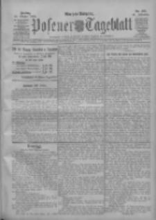 Posener Tageblatt 1909.10.22 Jg.48 Nr495